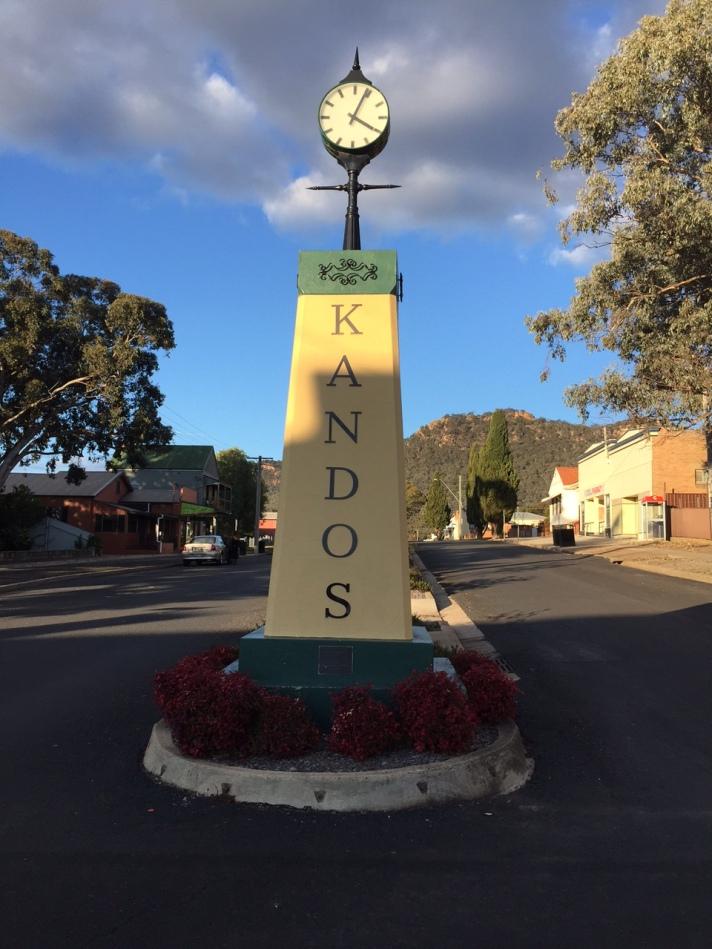 Welcome to Kandos