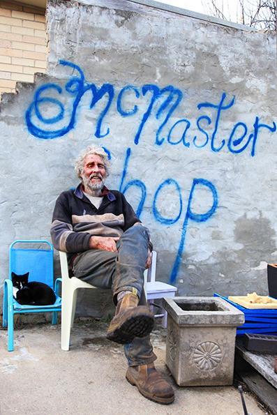 Bruce McMaster